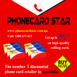 Phonecard Star 103 300x300 Phone Cards are Gaining Popularity Worldwide
