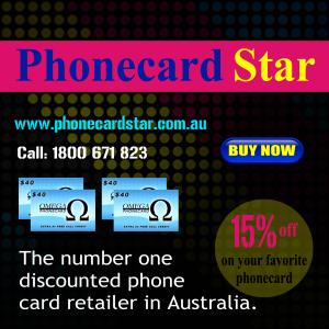 Phonecard Star 300x300  Things to Keep an Eye when Using prepaid Phone Card
