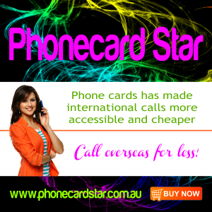 Phonecard Star 264 300x300 Pinless Calling Cards Are Best To Make International Call