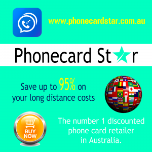 Phonecard Star 45 300x300 Stay Connected with Love Ones when you Travel